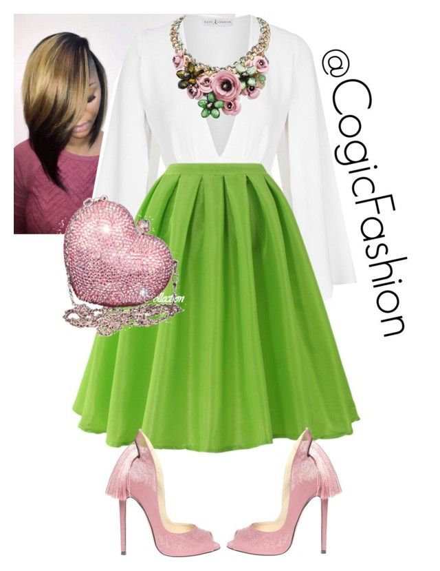 """Sunday Morning!!!"" by cogic-fashion ❤ liked on Polyvore featuring Rare London, Chicwish, Aleksander Siradekian and Swarovski"