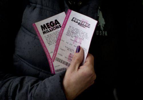 Powerball $500M is 4th highest jackpot #MegaMillions... #MegaMillions: Powerball $500M is 4th highest jackpot #MegaMillions… #MegaMillions