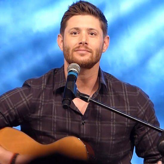 Jensen Ackles Singing Is Supernatural
