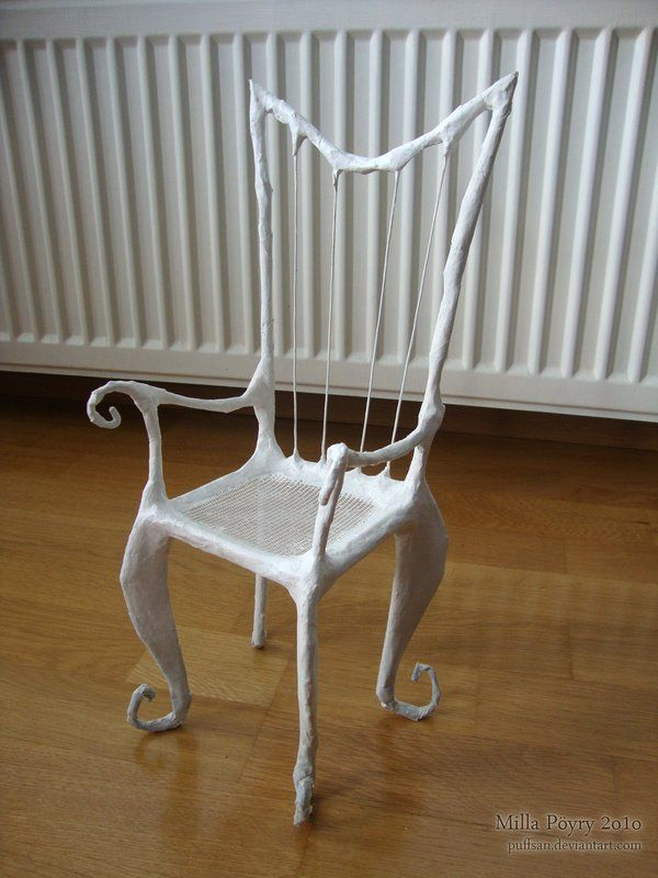 Chair by Puffsan on deviantART