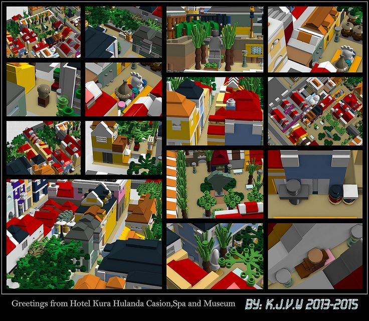 Kura Hulanda Collage | Flickr - Photo Sharing!