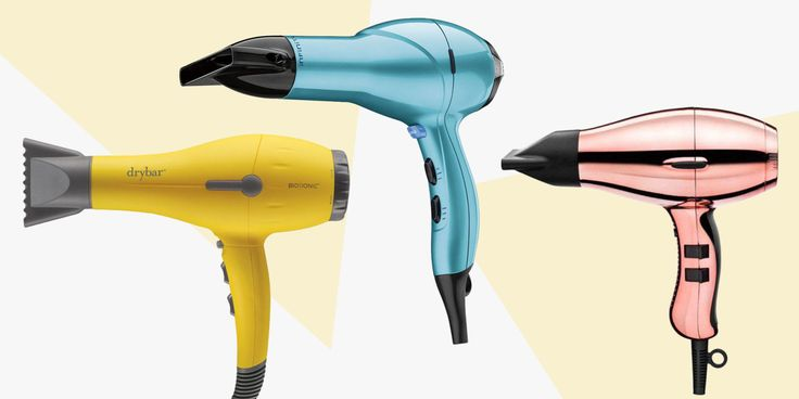 The 8 Best Hair Dryers to Achieve a Professional-Looking Blowout