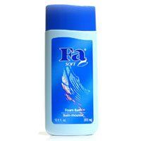 Fa Soft/Blue Foam Bath (10 oz) by Abercrombie & Fitch. $11.00. Fa Foam Bath contains an extra-mild cleansing complex to gently care for your skin and a special protein factor to moisturize and maintain your skin's natural balance.
