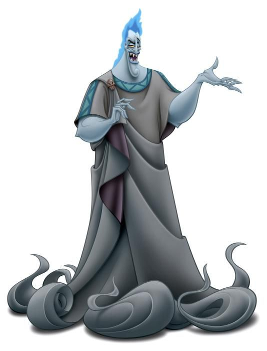 "Hades!!! (my ""celebrity"" crush before my Spike days)"