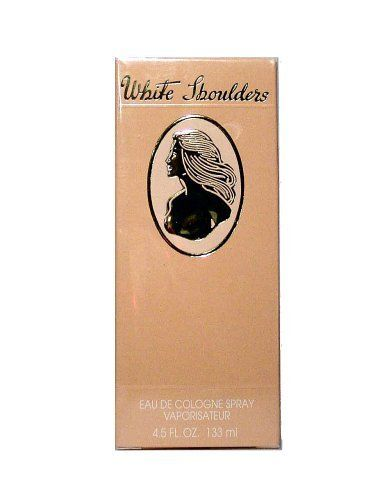 White Shoulders Eau de Cologne Spray 133ml. 4.5 FL. OZ. by White Shoulders. Save 23 Off!. $15.00. Made In France. This item is not for sale in Catalina Island. WHITE SHOULDERS For Women By EVYAN Eau de Cologne