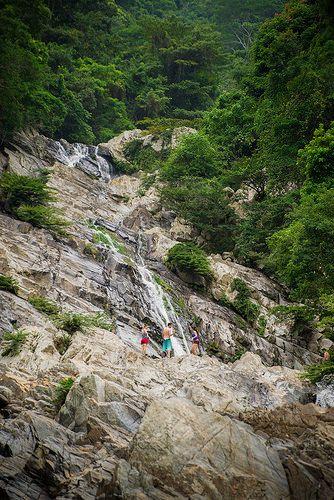 Cascadas de Valencia / Santa Marta, COLOMBIA  Photo by Josh Liba on Flickr