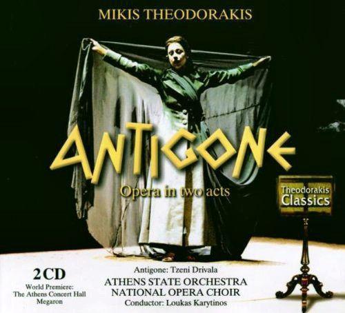 Mikis Theodorakis Antigone