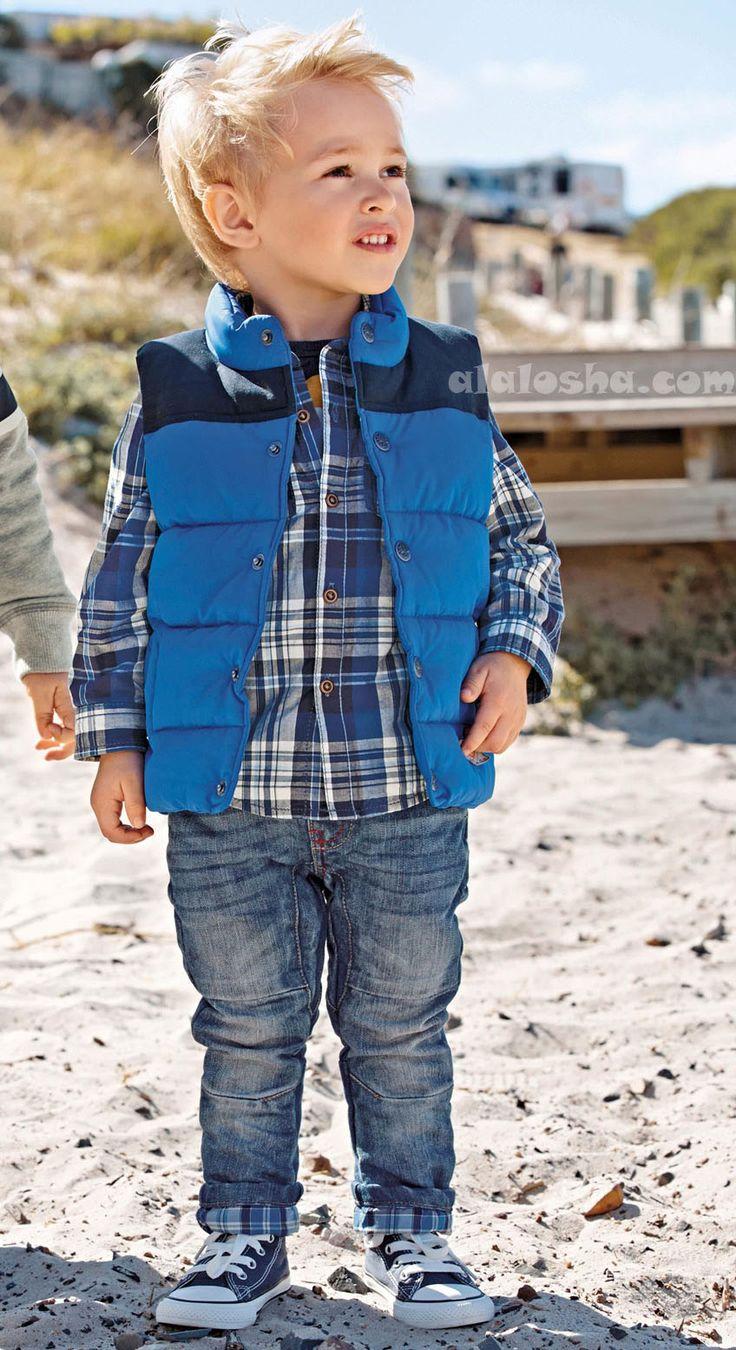ALALOSHA: VOGUE ENFANTS: NEXT kids AW'14 YOUNG BOYS