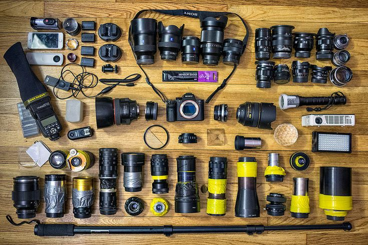 Find out the diverse photography equipment of wedding photographer Emin Kuliyev, who uses Canon, Nikon, Sigma, Lensbaby and a range of vintage lenses.