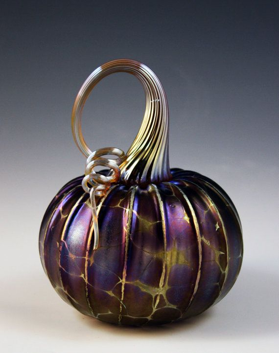 Ha. someone made a beautiful purple pumpkin at the Mesa Art Center Studio sort of kind of similar to this and I want it. Hope they can read my note... :D