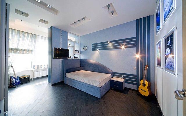desain kamar tidur anak minimalis 10