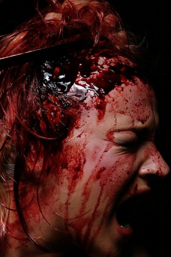 Special effects by make-up artist Carla Dias
