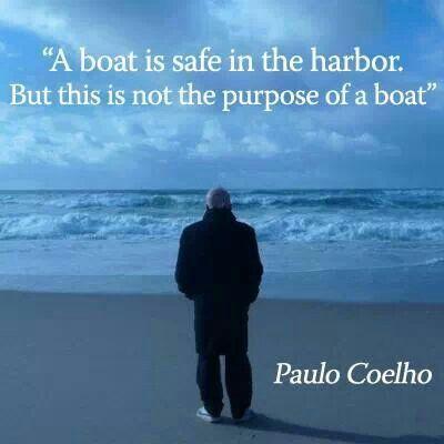 Paulo Coelho quotes  Trauma and Addiction  Pinterest  Paulo Coelho, Boats ...