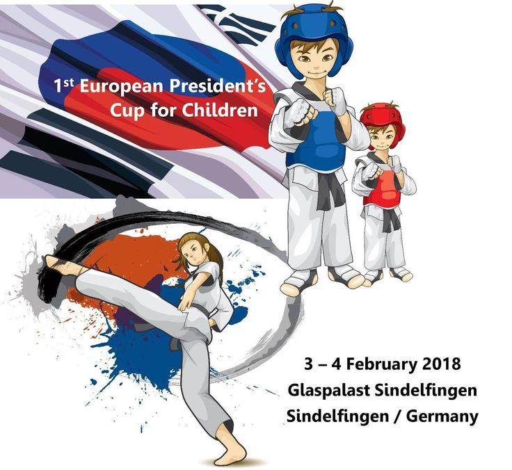 1st European President's Cup for Children