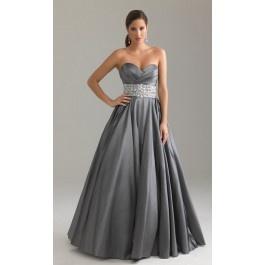 Silver wedding gown   Silver wedding dress   Silver ball gown   Silver ball dress