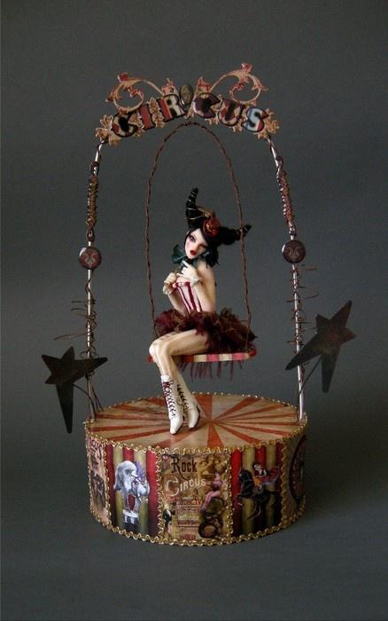 circus puppet