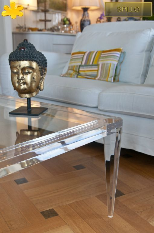 Tavolino Salotto Plexiglass.Tavoli Salotto In Plexiglas Tavolo Trasparente In