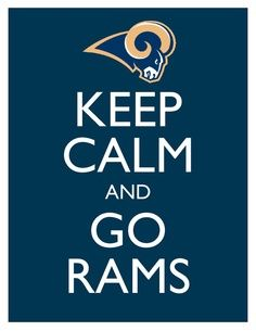 Go Rams Areyoureadyforsomefootball Quot Sports Quot Nfl