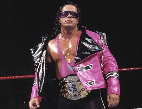 """I don't remember exactly how or when it started, but by 1991 I had become a World Wrestling Federation (now WWE) fan. Like most everyone my age I cheered for the likes of Hulk Hogan, Ultimate Warrior, and """"Macho Man"""" Randy Savage, but my all-time favorite then was Bret """"The Hitman"""" Hart. Come to think of it, he still is."""