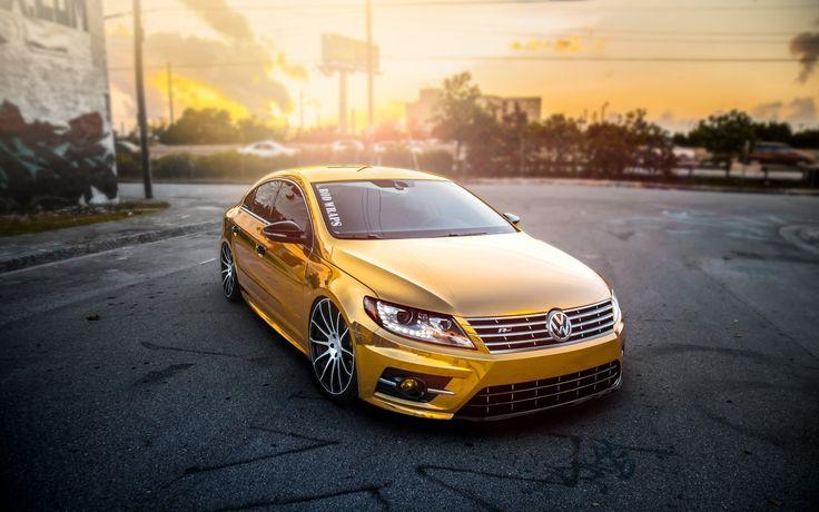Cool Volkswagen Passat CC