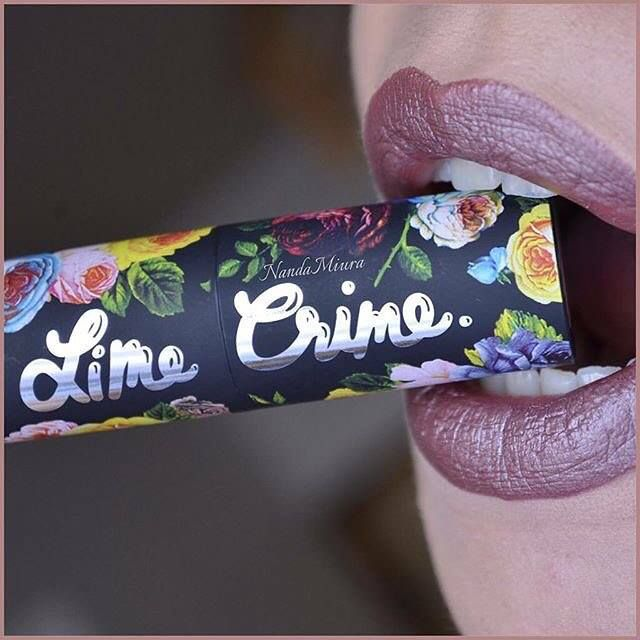 Lime Crime's 'Gemma' slays.