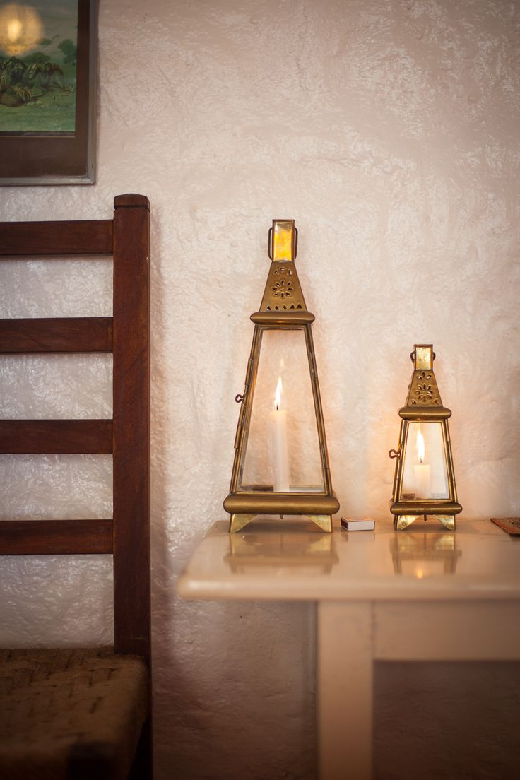 Love these Handmade #brass #lanterns for the rooms at #kenyaways Made by Kinondo Paints about 5min walk down the road from #Kenyawaysdianibeachkenya