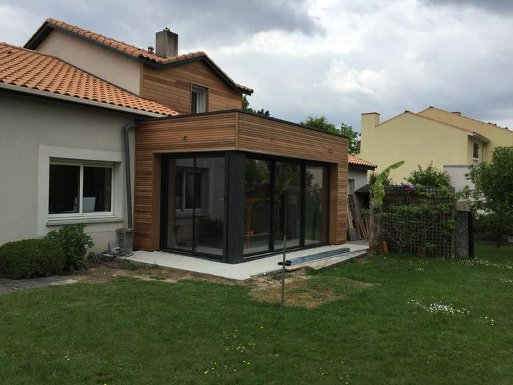 86 best Maisons et extension images on Pinterest Extensions - devis construction maison en ligne
