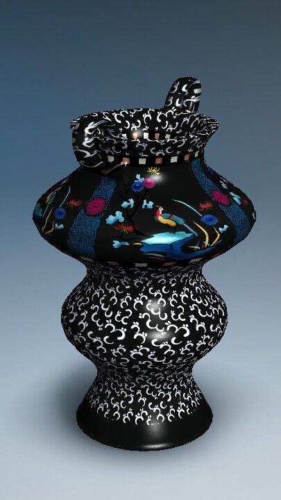 Blacky Pot