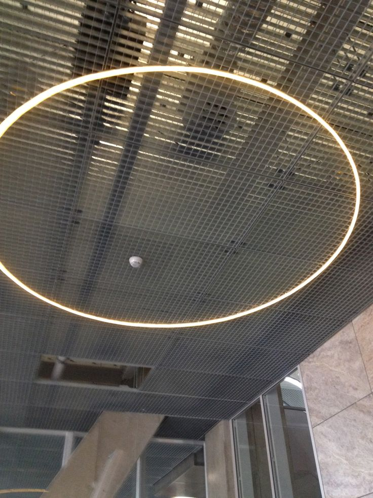 # Lighting in restaurant of hotel Nhow in #The Rotterdam