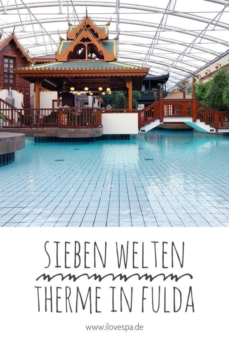 Sieben Welten Therme Spa Resort Therme Deutschland Therme Und