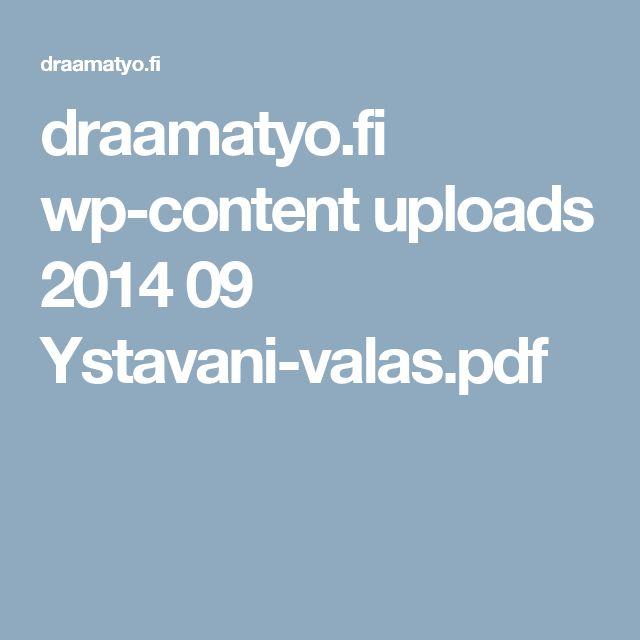 draamatyo.fi wp-content uploads 2014 09 Ystavani-valas.pdf