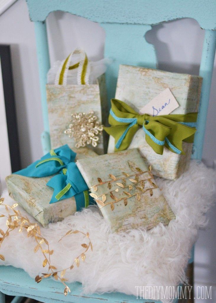 Les 423 meilleures images du tableau gift wrapping sur pinterest emballage papier cadeau et - Cadeau de noel a vendre ...