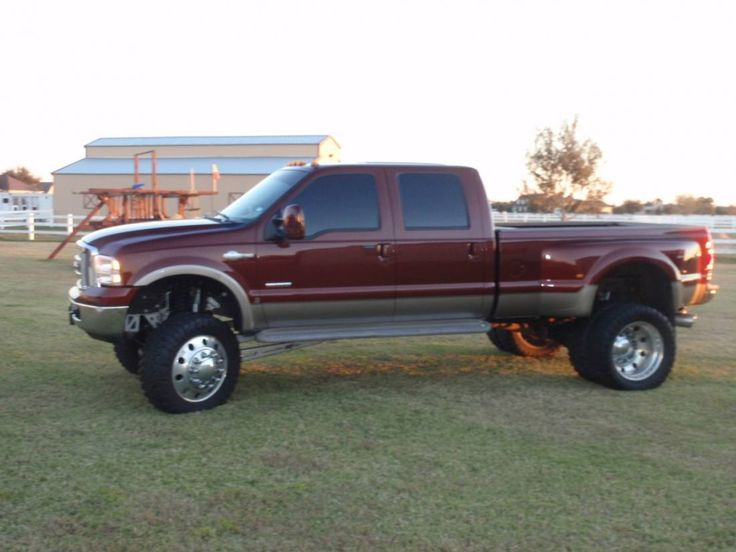 Ford F-350 Dually I love this color