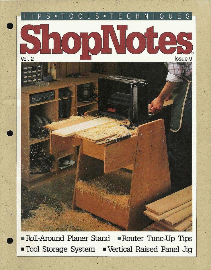 Magazine Shopnotes
