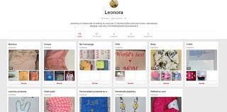Leonora's blog: Pinterest