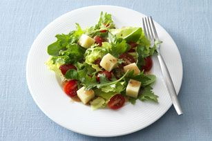 Simple Balsamic Salad for Two recipe