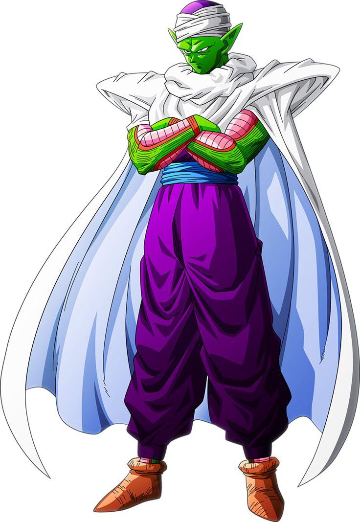 Piccolo from Namek manga anime dragonball piccolo
