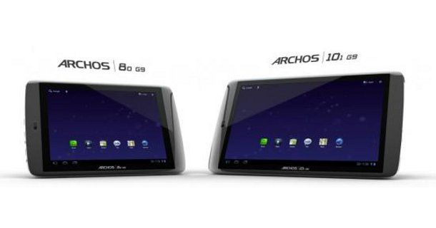 Video anteprima del tablet Archos 101 G9 di batista70phone