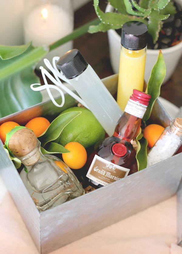 cinco de mayo margarita kit // favors