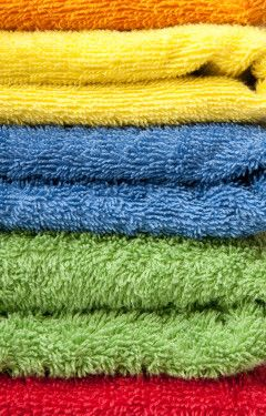 How To Get Rid Of Mildew Smells From Towels  (great for Oliver's pool towels!)