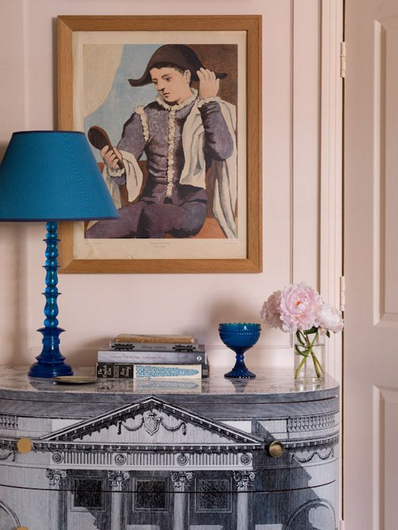Ben Pentreath: vignette in his London flat