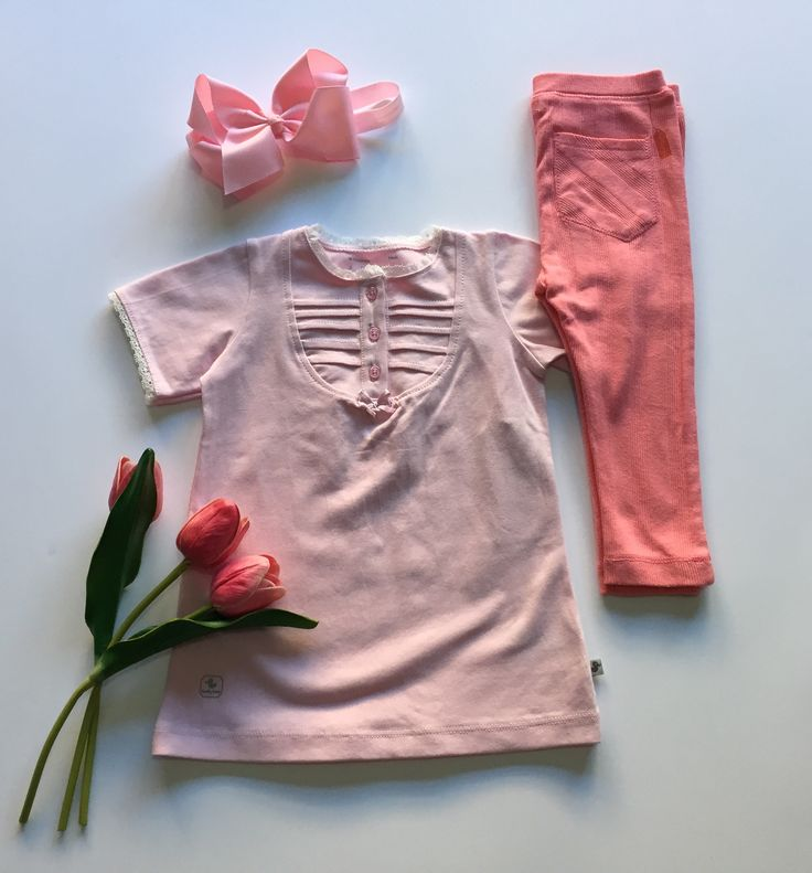 Gorgeous pink and beautiful styles!!  We love these European designed baby clothes for your fashionable little princess!  Find your style online today.