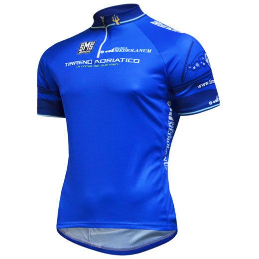 Worn by the winner of #TirrenoAdriatico, #LaMagliaAzzura or the #BlueJersey is one of the most coveted #CyclingJerseys out there. This year's winner is @nairoquincoficial.  __________________________    #TheCyclingJerseys | #CyclingJerseys | #CyclingKit | #CyclingKits | #BikeKit | #BikeKits | #RoadCycling | #Cycling | #CyclingStyle | #TeamKit |  #LeTour | #Giro | #LaVuelta | #UCI | #NairoQuintana