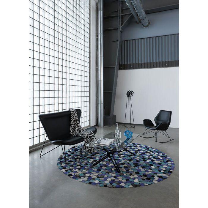 Una oficina o ambiente frío cobrará vida y se llenará de calidez con una linda alfombra.