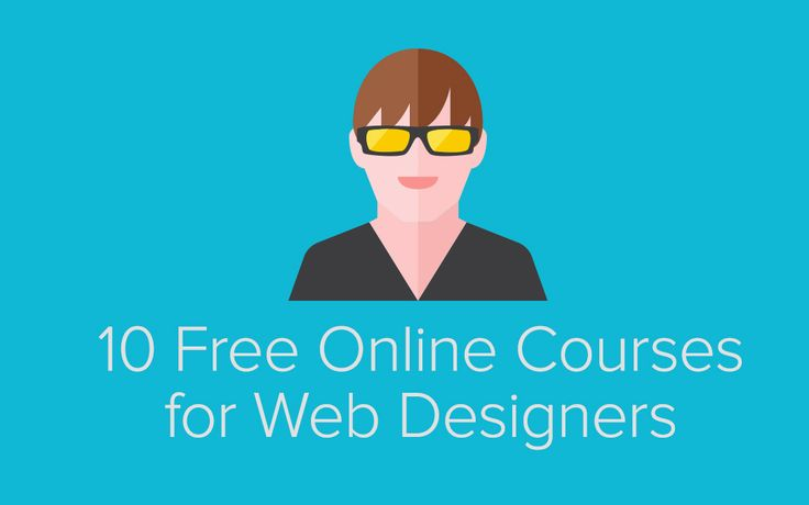 Go from a manager to a web designer in your own time using free Internet courses. Here are ten great courses you can take to help you become a web designer.