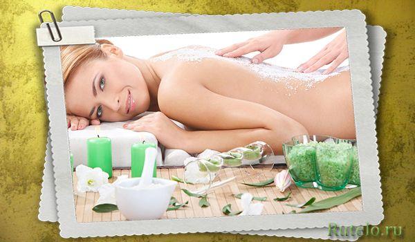 Правильный пилинг для тела • Блог лишних волос