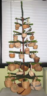 JASkets Blog: Displaying your basket collection (part one) Love your miniatures Tony!