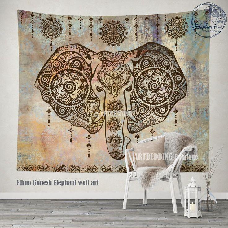 Elephant Wall Hanging top 25+ best elephant tapestry ideas on pinterest | elephant home