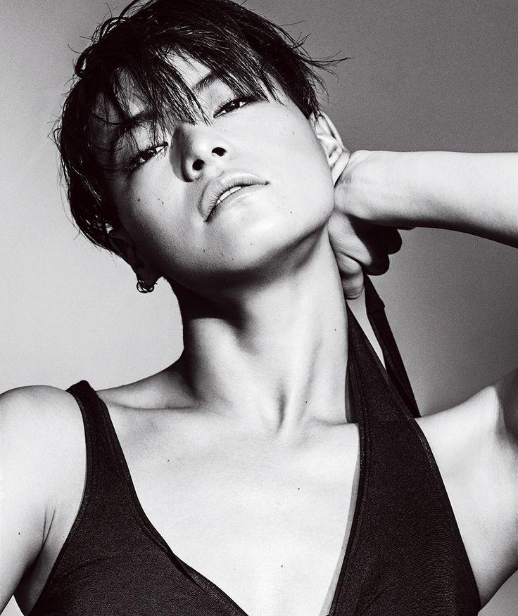 菅原小春──ダンスを言語に表すのは自分自身|ウーマン(グラビア・モデル・アスリート)|GQ JAPAN