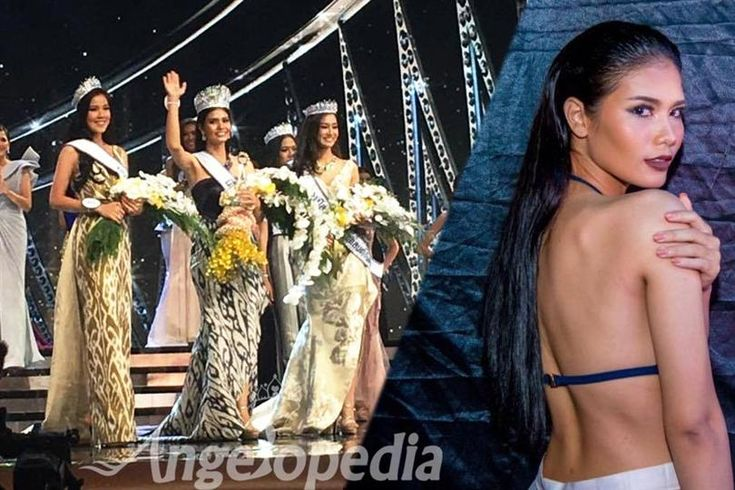 Chalita Suansane crowned as Miss Universe Thailand 2016